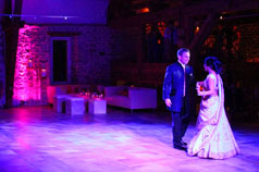 The first dance in Switzerland